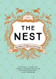 THE+NEST+by+Cynthia+D'Aprix+Sweeney