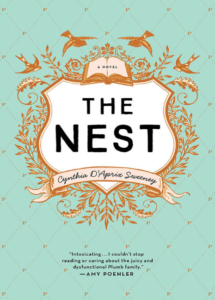 THE+NEST+by+Cynthia+D'Aprix+Sweeney